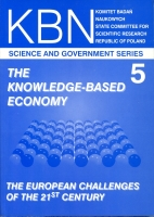 The Knowledge-Based Economy. The European Challenges of the 21st Century